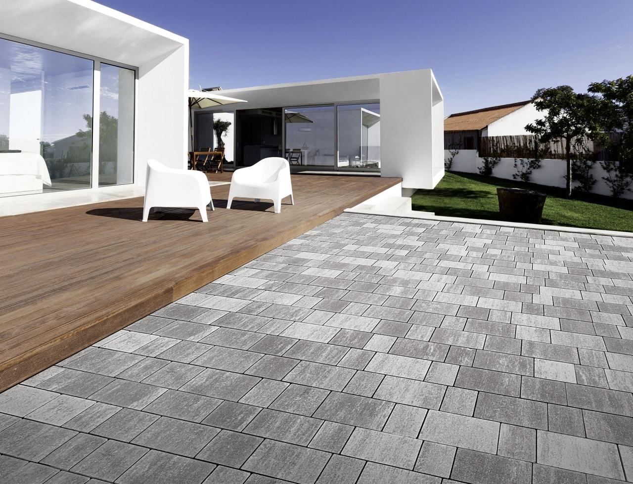 Pavimenti e rivestimenti da esterno